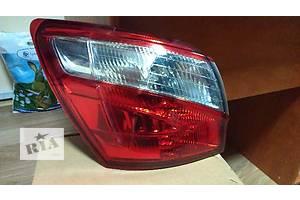 Новые Фонари задние Nissan Qashqai
