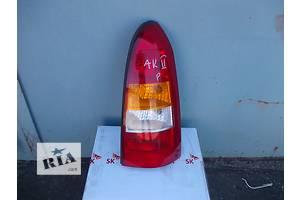 б/у Фонари задние Opel Astra H Caravan