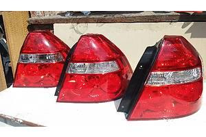 Фонари задние Chevrolet Aveo