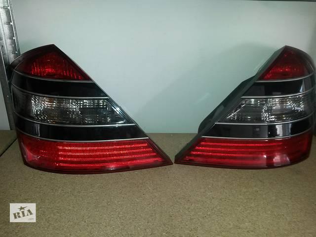 купить бу фонарь задний стоп Mercedes (Мерседес) S-Class W221 в Луцке