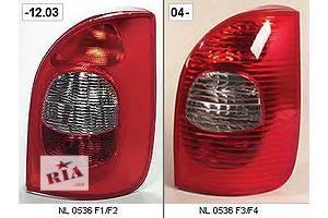 Новые Фонари задние Citroen Xsara Picasso