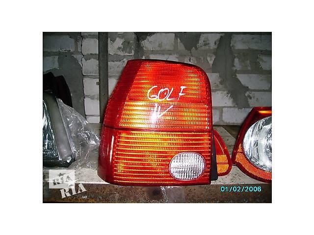 купить бу Фонарь задний для Volkswagen Golf IV в Ковеле