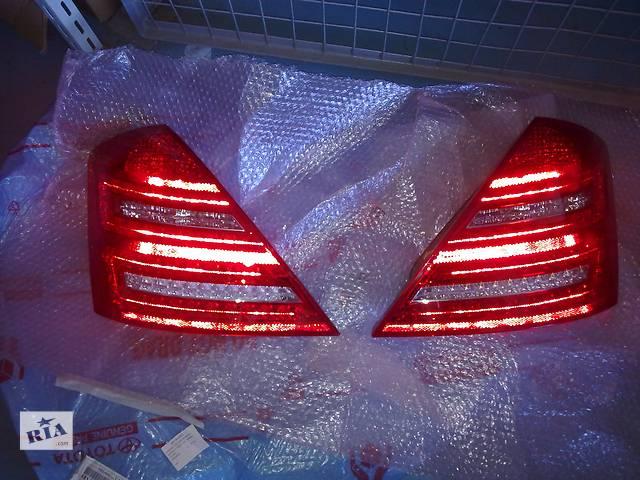 бу Фонарь задний Легковой Mercedes S-Class-W221--РЕСТАЙЛ в Киеве