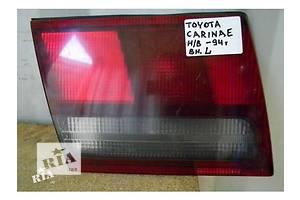 б/у Фонари задние Toyota Carina E