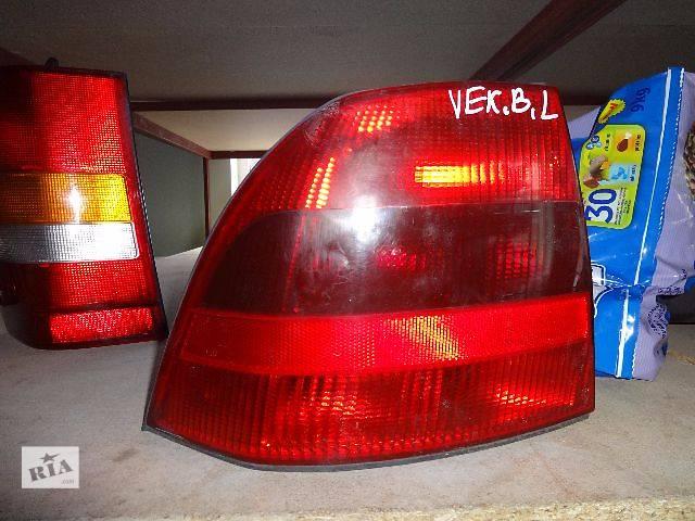 продам фонарь задний для седана Opel Vectra B, 1998 бу в Львове