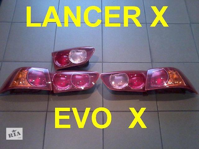 Фонари для Lancer X/EVO X/Ralliart- объявление о продаже  в Донецке