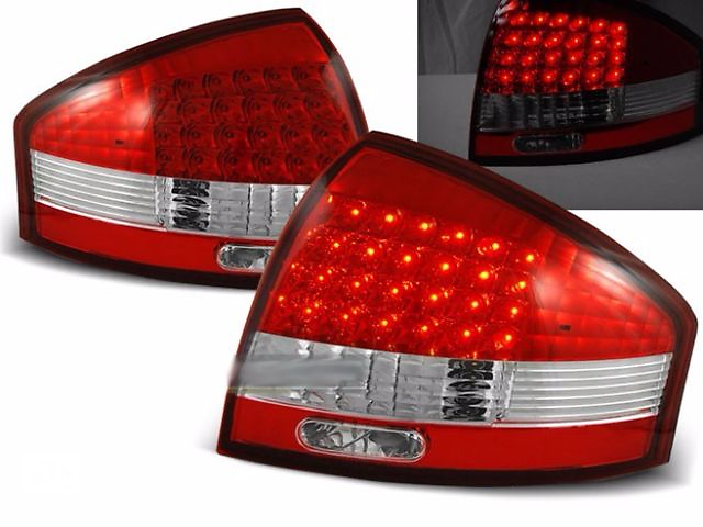 продам Фонари стопы тюнинг оптика Audi Ауді A6 C5 (LDAU03) Ауди А6 С5 бу в Луцке
