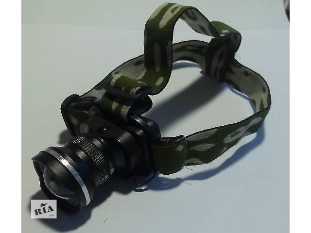 купить бу Фонарик налобный фонарь Bailong BL-6808, 6807, 6801- 99000W. Яркий  в Виннице