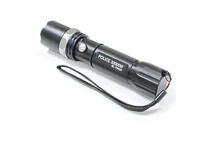 Фонарик Police BL-T8626 30000W. Супер мощный фонарь.