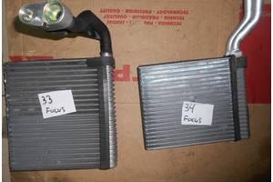 б/у Радиатор печки Ford Focus