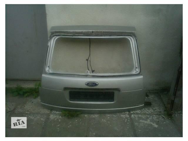 крышка багажника на форд фокус с макс
