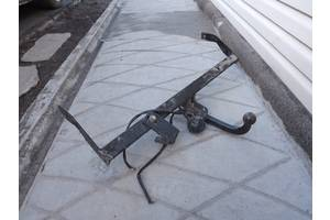 Буксировочные крюки Renault Kangoo