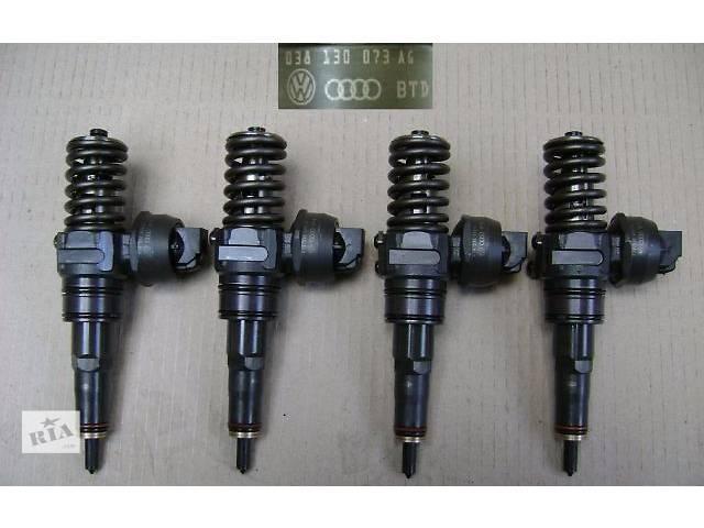купить бу Форсунка VW Caddy T5 Audi Skoda 1.9 TDI 038130073bn Идеальное состояние в Чернигове