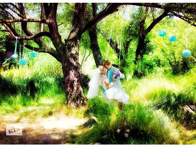 Фото и видео съемка свадеб от 3500 грн, Вашего праздника. Выпускные Фотокниги от 150 грн- объявление о продаже  в Киеве