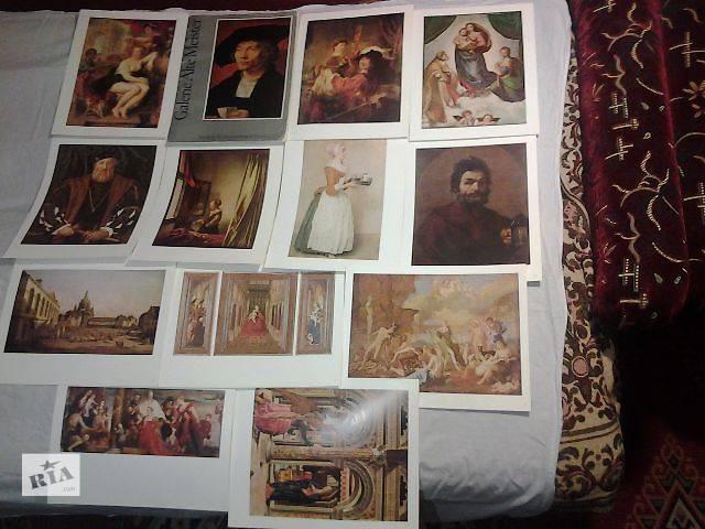 купить бу Фото-выставка Дрезденской галереи ГДР-1980г. в Харькове