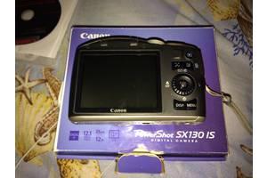 б/у Фотоаппараты, фототехника Canon PowerShot SX130 IS