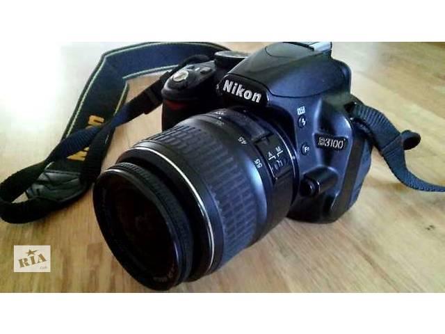 продам Фотоапарат Nikon d 3100 бу в Изяславе