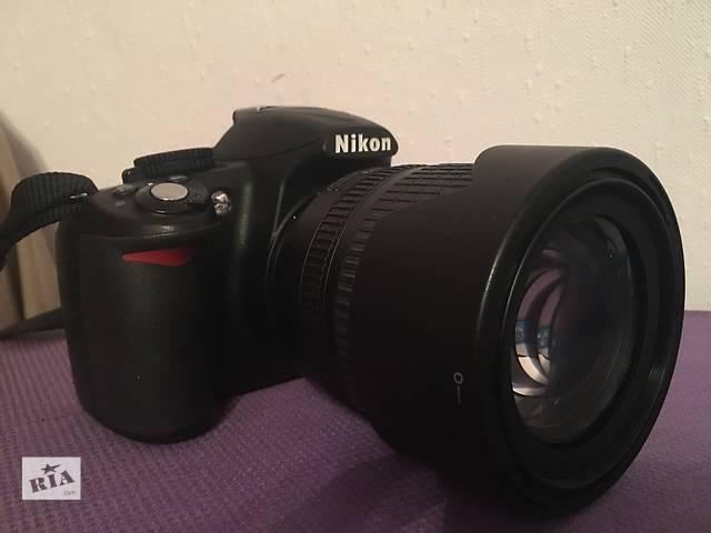купить бу Фотоапарат Nikon D3100 18-105 в Киеве