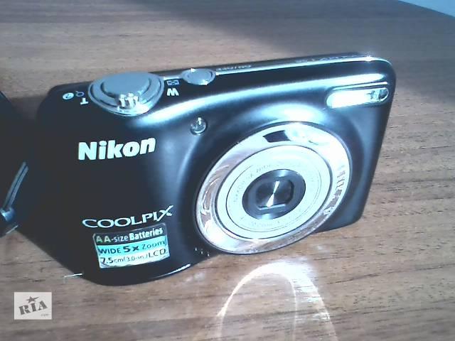 бу Фотоапарат Nikon L25 в