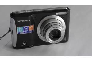 б/у Цифровые фотоаппараты Olympus FE-47 Black