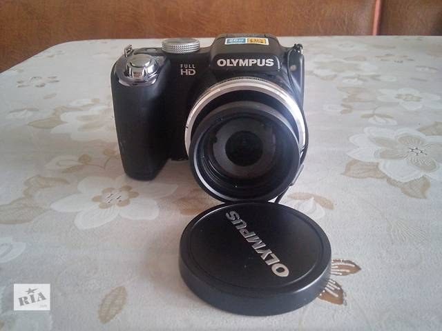 купить бу Фотоапарат Olympus sp 720 uz в Сарнах
