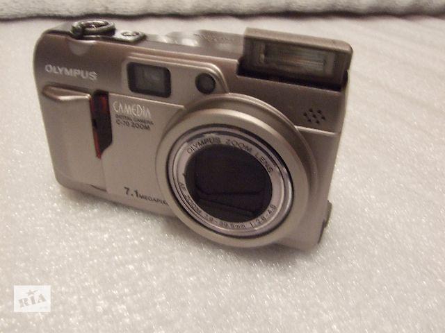 купить бу Фотоаппарат цифровой Olimpus C-70 Zoom в Луцке