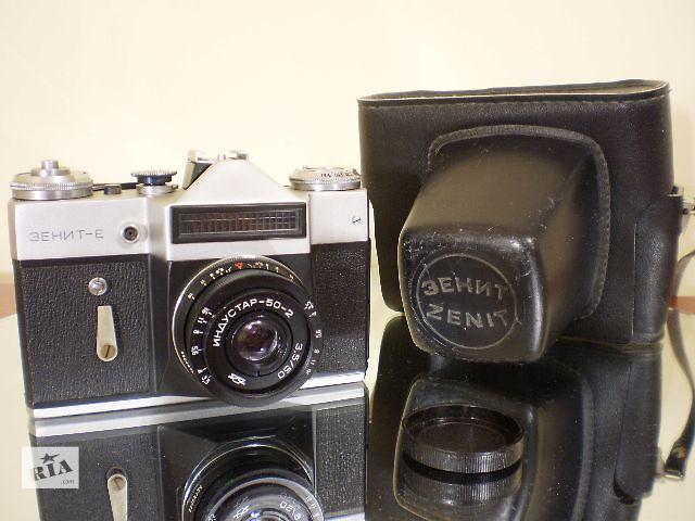 продам Фотоаппарат Зенит-Е бу в Тернополе