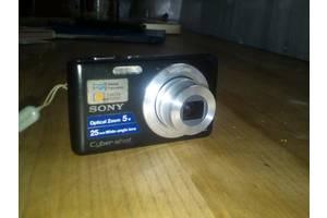 б/у Цифровые фотоаппараты Sony DSC-W520
