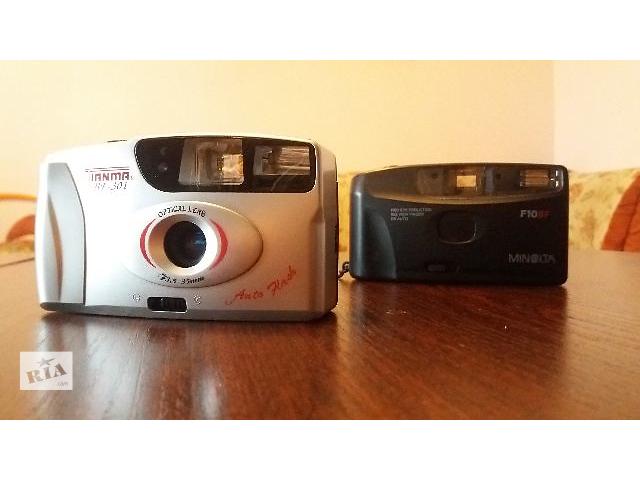 продам Фотоапарати Minolta F10BF та Tianma BF-301 бу в Тернополе