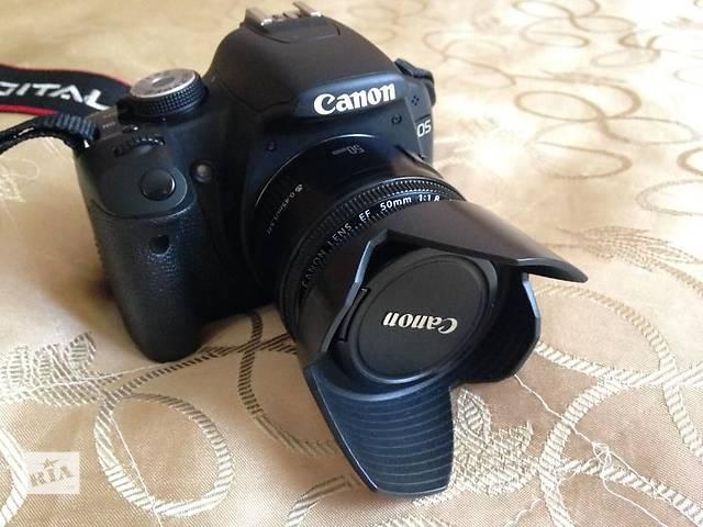 Фотоаппарат Canon EOS 500D RebelT1i BODY как новый- объявление о продаже  в Ромнах