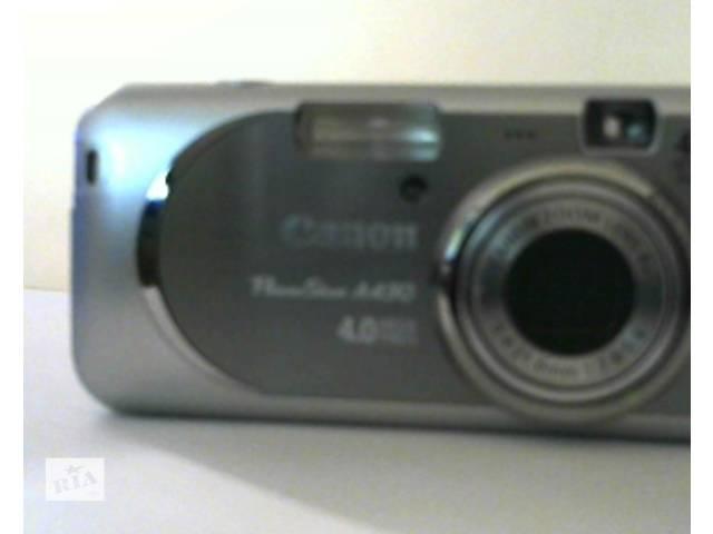 купить бу Фотоаппарат CANON PowerShot A430 в Ровно