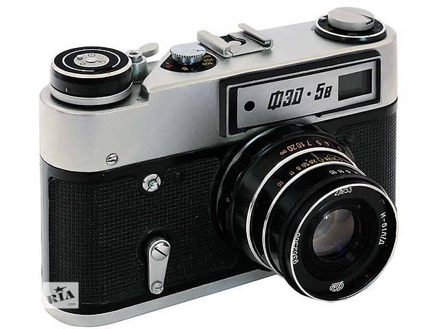 """продам Фотоаппарат  """"ФЭД-5В"""" бу в Апостолово"""