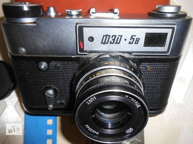 продам Фотоаппарат ФЭД-5в бу в Херсоне