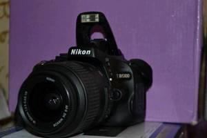 б/у Профессиональные фотоаппараты Nikon D5100