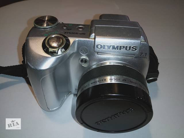 купить бу Фотоаппарат Olympus SP 510UZ в Киеве