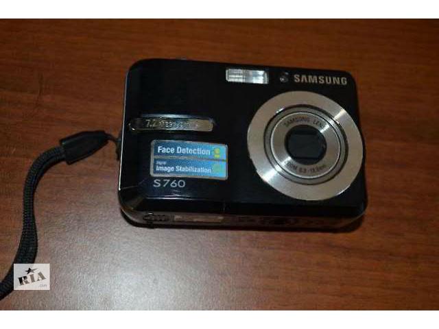 бу Фотоаппарат Samsung S760 в Киеве