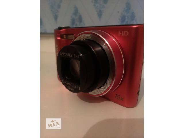купить бу Фотоаппарат Samsung WB30F Pink в Мариуполе (Донецкой обл.)