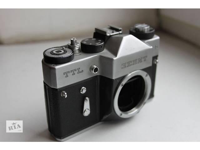 купить бу Фотоаппарат Zenit TTL тушка нерабочий в Киеве