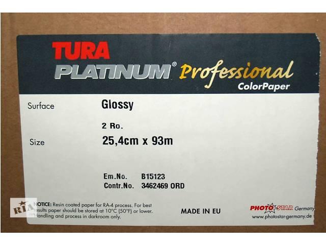 купить бу Фотобумага Tura Professional в рулонах в Харькове