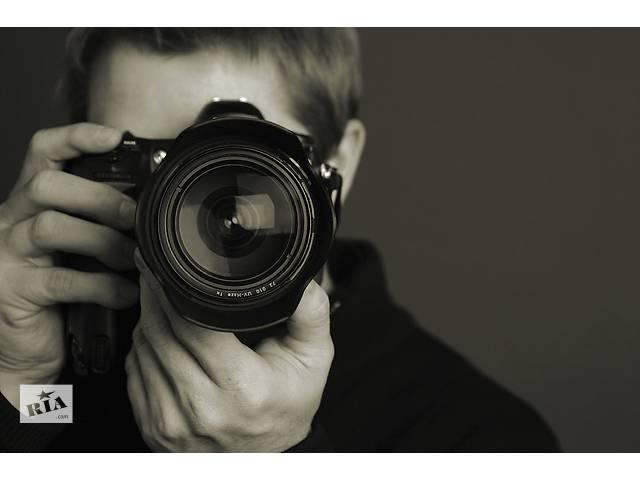 купить бу Фотограф для Вашего праздника в Львове