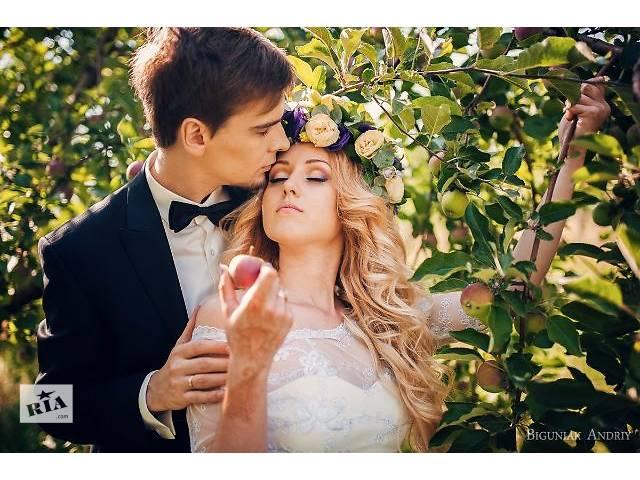 Фотограф на свадьбу в Тернополе. Репортажная фотосъемка- объявление о продаже  в Тернополе