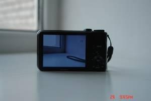 б/у Цифровые фотоаппараты Sony DSC-HX5V Black