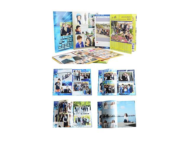 Фотокнига выпускная- объявление о продаже  в Киеве