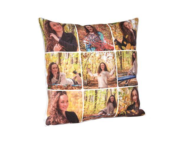 Фотоподушки. Печать любых фотографий на подушках- объявление о продаже   в Украине