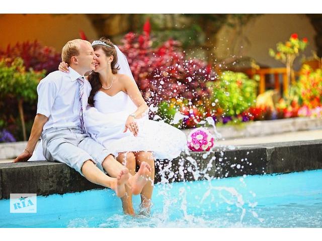Фотосъёмка свадьбы- объявление о продаже   в Украине