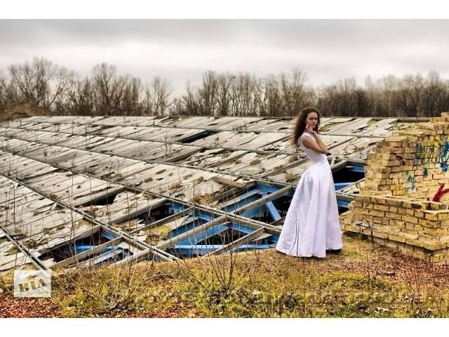 бу Фотосессия в стиле Trash The Dress. в Киеве