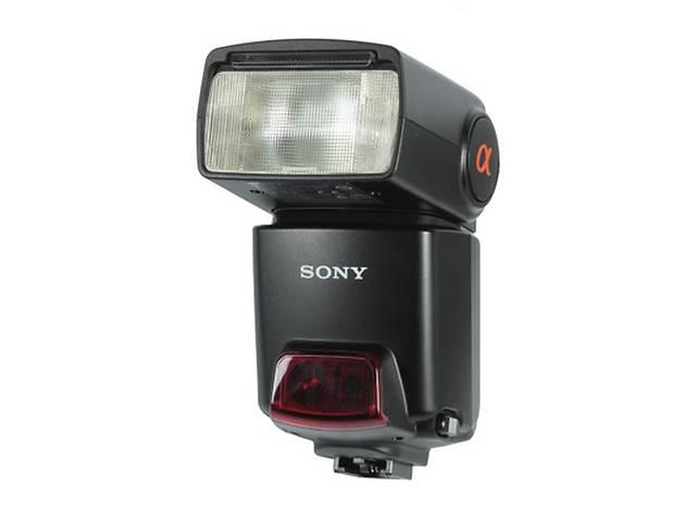 Фотовспышка sony hvl-f42am + зарядка ansmann photo cam с аккумулятором- объявление о продаже  в Луцке