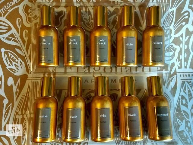 продам Настоящая французская парфюмерия Fragonard (Фрагонард) бу в Львове