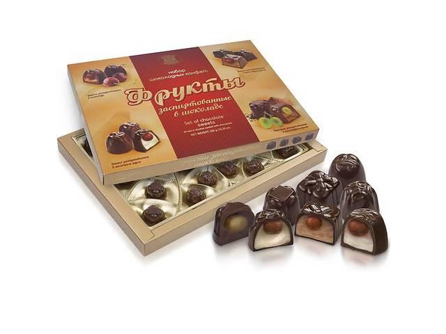 купить бу Фрукты заспиртованные в шоколаде  в Украине