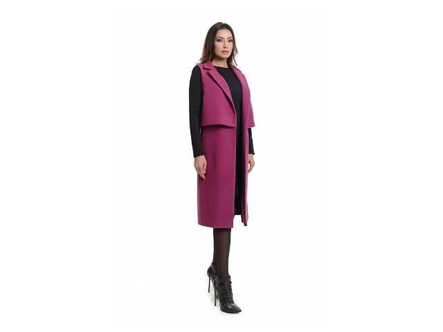 Фуксия пальто арт.14275- объявление о продаже  в Киеве